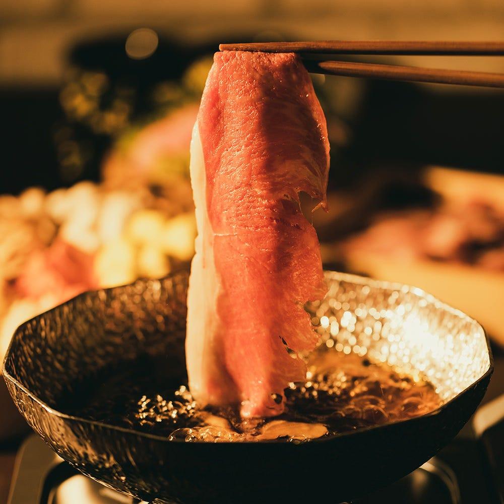 上質な食材の旨味を最大限に味わう