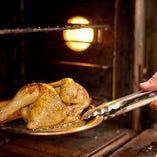 オーブンで焼き上げるハワイアンチキン