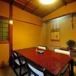 2F:完全個室の特別室(2~4名様まで)