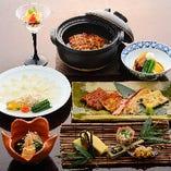 ふぐさし、鰻源平焼き、ひつまぶしと当店の味を堪能できる!蘭〈全7品〉