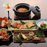 鰻源平焼きやひつまぶしなど老舗の味が楽しめる!満作〈全7品〉