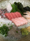 新鮮な魚介類をお楽しみください!