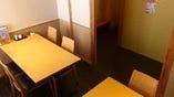 テーブル椅子席(8名様)