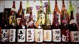 『新酒・夏酒・秋あがり』 食材も地酒も旬のものを!