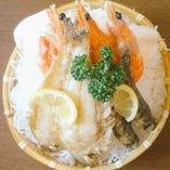 ≪おすすめ≫閖上浜の小魚唐揚げ