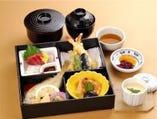 松華堂(ご飯・味噌汁・香の物)