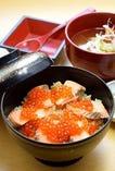 秋 Autumn (9月~11月) ◆はらこめし定食(汁物・香の物)