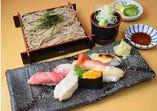 特上寿司 そば膳