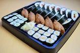 ★定助六寿司盛り★