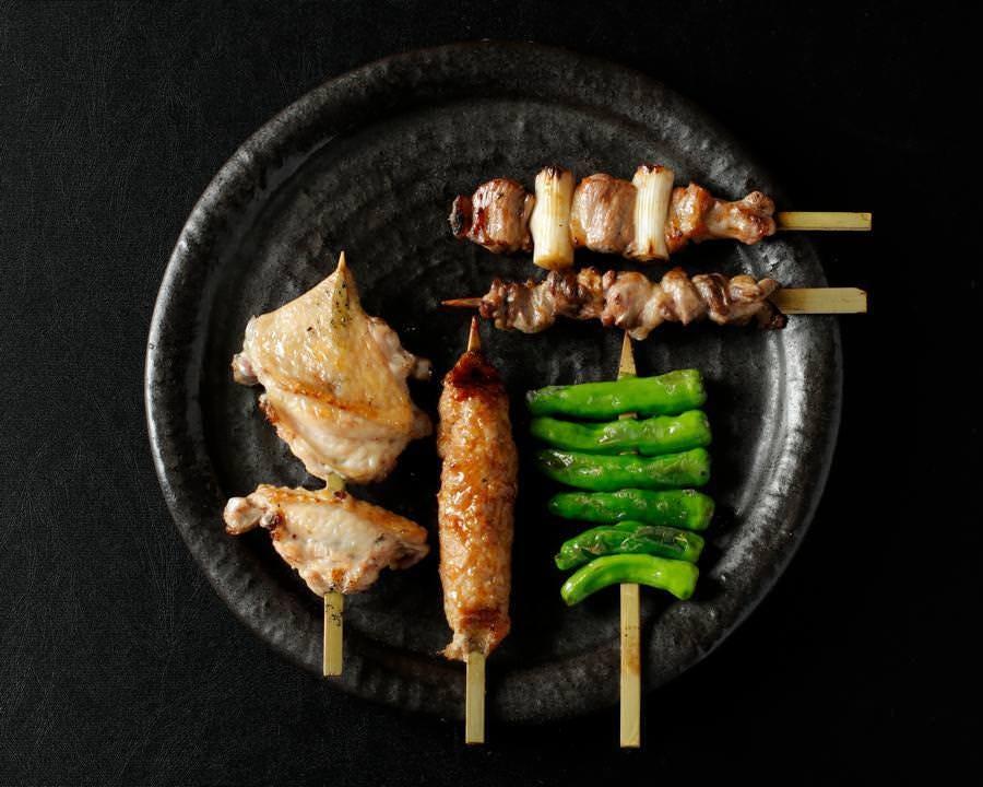 やきとり 日本酒 ふくの鳥 神田店