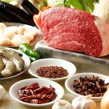 美味しさ支える厳選食材と手作りの技