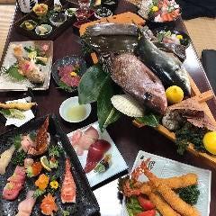 香里寿司茶屋 旬魚旬菜 総本山