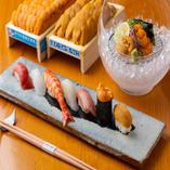 北海道産の旬の食材