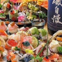 昼は丼ぶり・夜は海鮮居酒屋 しみず。