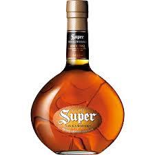 クーポンにて飲み放題ウイスキーはスーパーニッカになります。