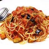 本日のスパゲティー