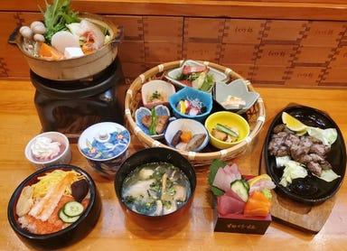 丸徳鮮魚市場  コースの画像