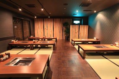 薩摩焼肉 黒桜  店内の画像