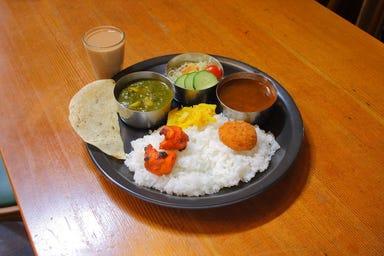 インド料理 デリー あわら本店 メニューの画像