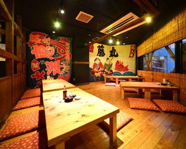 東岡崎 海鮮居酒屋 龍のおとし子  店内の画像