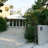 桂太郎別荘 長雲閣跡地としても有名です。