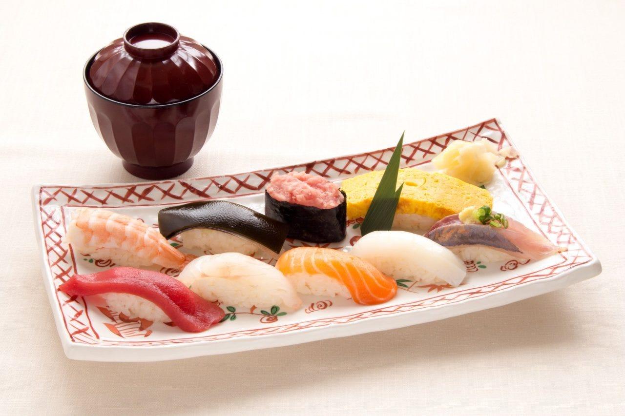 聖蹟桜ヶ丘 お寿司ランチ