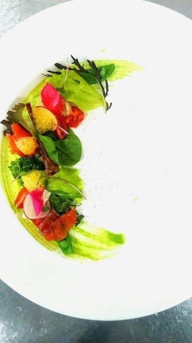 フレンチレストラン Mori  コースの画像