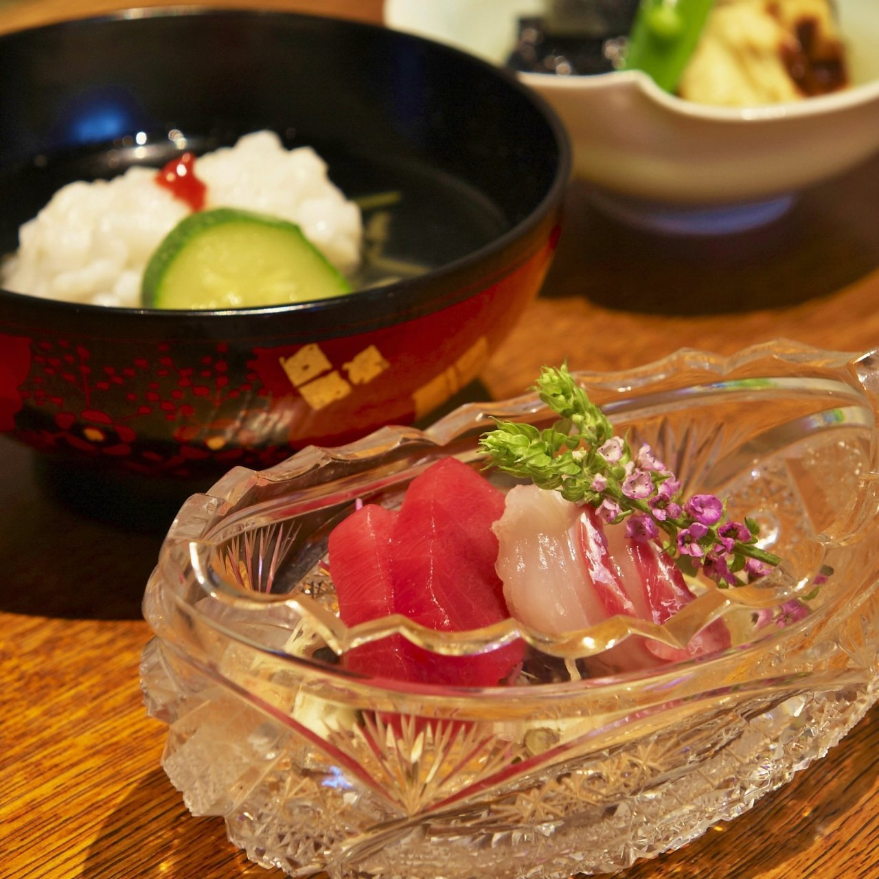 日本の四季を味わう月替り懐石コース