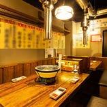 【テーブル席 (4名様×10卓)】いつもの仲間と今夜も乾杯!気軽に和牛焼肉を堪能◎