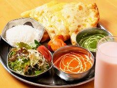 インド・ネパール料理 サパナ 阪南店