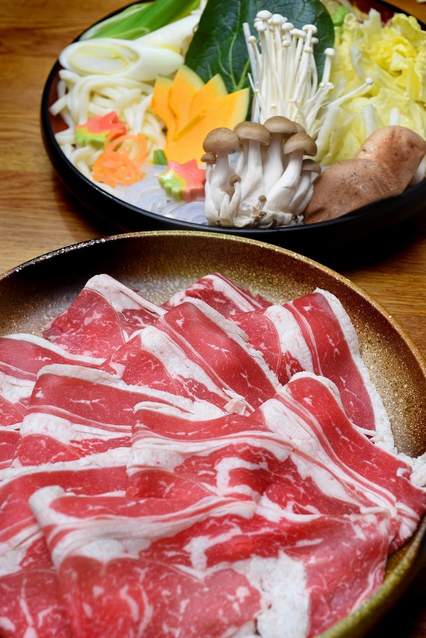 牛しゃぶ食べ飲み放題3,900円(税込)2時間→3時間に拡大!