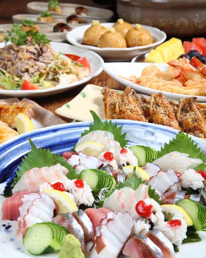 〆の土鍋で炊く穴子飯は絶品 9品コース3500円(飲放付5000円)