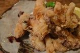 明石蛸の唐揚げ