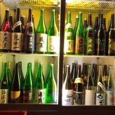 こだわりの純米酒