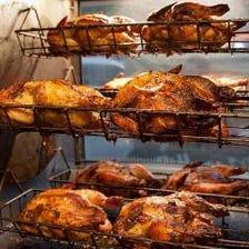 14種類のスパイスと華味鶏を使用