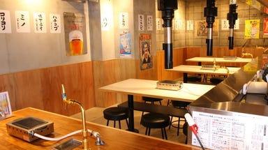 焼肉ホルモン酒場 こてつ本店 藤が丘店 店内の画像
