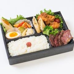 特選JrF1牛カルビステーキ弁当