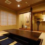 ◆昭和の間(最大10名様)日本家屋を思わせる趣きある一室