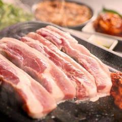 カルビ丼とサムギョプサルの美味しい店 ぶた韓豊田インター店