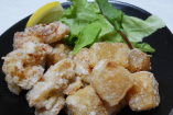 鶏と野菜の唐揚げ