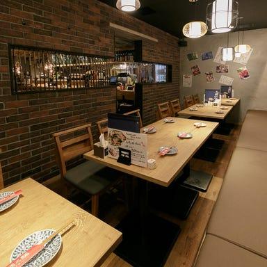 熟成魚と明石昼網 鯛之鯛 梅田店 店内の画像