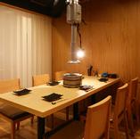 【テーブル席】4名様〜6名様用×2部屋