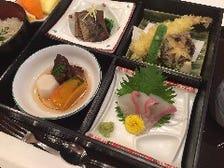旬の美味を盛込んだ和洋食レストラン