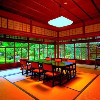 京懐石DINING 桜鶴苑  店内の画像