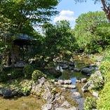 【京都優美庭園】に選定された7代目植治の庭園