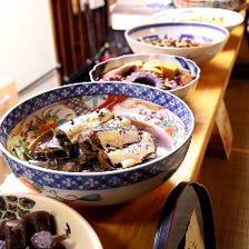 京都の旬を味わうおばんざい