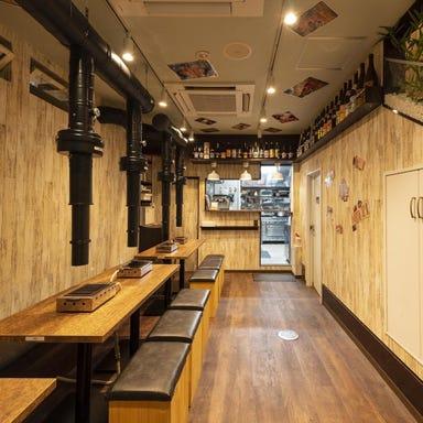 大衆ホルモン焼酒場 焼肉125 浅草  店内の画像