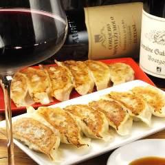 鴨餃子とワイン オペレッタ52 福島店