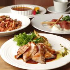 《Felice》フェリーチェコース【全4皿】