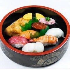 【彩】寿司10貫盛り